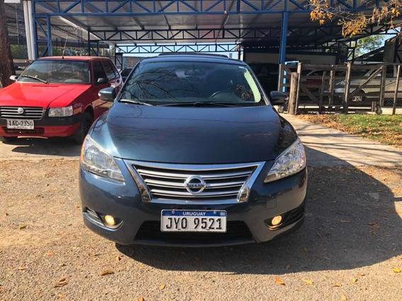 Nissan Sentra 1.8 Exclusive Navi At 2015