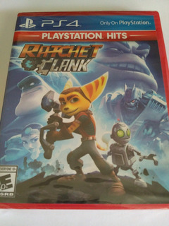Ratchet And Clank Ps4 Nuevo Sellado Caja Bluray