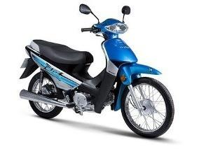 Motomel Blitz 110 Base Azul 0km 2021 Ap Motos Envios Honda