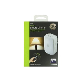Ge - Z-wave Plug-in Smart Wireless Dimmer - Blanco