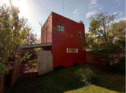 Casa Venta 1 Dormitorio   - Terreno 10 X 26.5 Mts - 265 Mts 2 - Villa Elisa