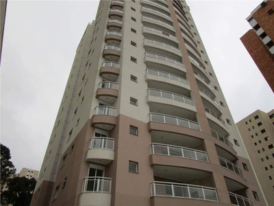 Apartamento Novo, Nunca Habitado, Andar Alto. 114m² 3 Dormitórios. Bairro Nobre - Ap2550