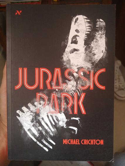 Livro Jurassic Park - Michel Crichton