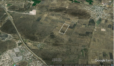 Terreno En Ejido Santa Cruz, El Marques (junto A Zibata)