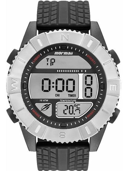 Relógio Mormaii Masculino Mo5334ac/8p