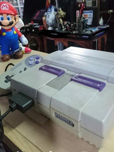 Super Nintendo Usa Original