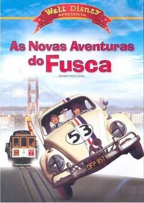 Vhs - As Novas Aventuras Do Fusca ( Herbie )