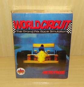World Circuit Grand Prix / Microprose Formula One - Lacrado