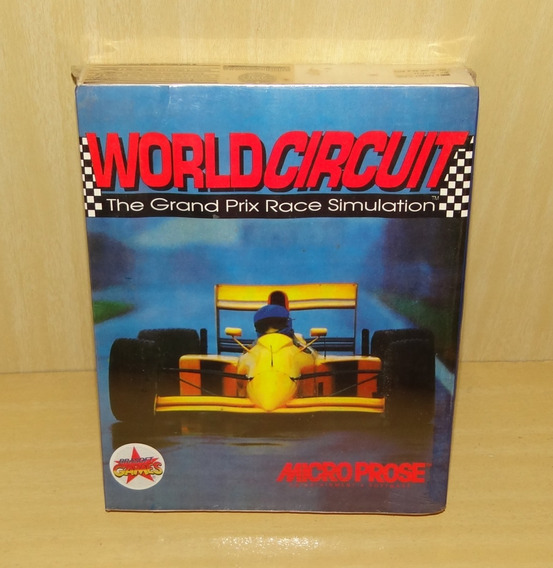 World Circuit Grand Prix / Microprose Formula One Lacrado Pc