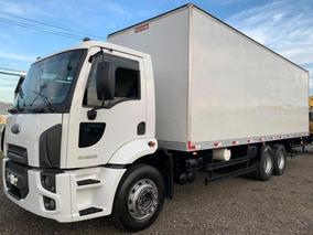 Caminhao Ford Cargo 2422 2012 Truck Bau(2428 2425 Vm260)