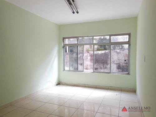 Apartamento Para Alugar, 73 M² Por R$ 900,00/mês - Centro - São Bernardo Do Campo/sp - Ap1688