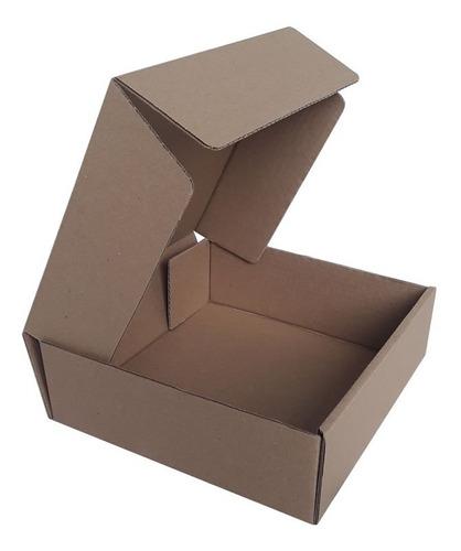 50 Caixas De Papelão 25x25x8 Correios Mercado Envios Me