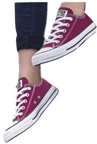 Tenis Sneaker Converse Niños Olite Textil Marrón Dtt 76128