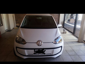 Volkswagen Up! 1.0 Move Up! 75cv Impecable 17 Milkmts Vdo Pt