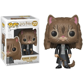 Funko Pop Hermione As Cat 77 Harry Potter Baloo Toys