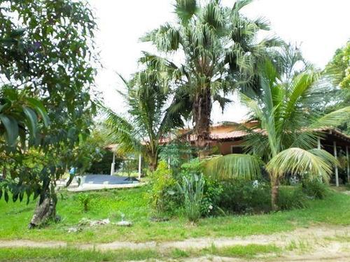 Imagem 1 de 14 de Chácara Com 3 Dormitórios À Venda, 5000 M² Por R$ 550.000,00 - Pinheirinho - Taubaté/sp - Ch0197