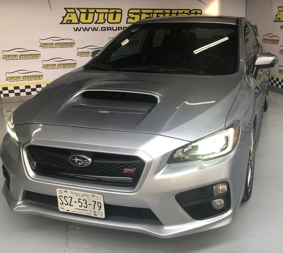 2015 Subaru Wrx Sti Sedan Manual