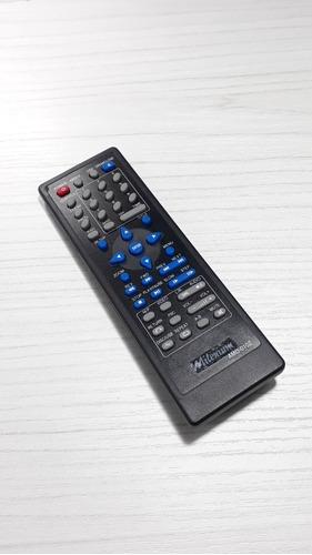 Control Remoto Para Dvd Milenium, Global Home, Y Topsonic