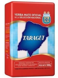 Yerba Taragui 1kg.