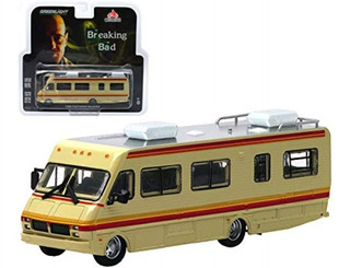 Breaking Bad Laboratorio Fleetwood Bounder 1/64 Greenlight