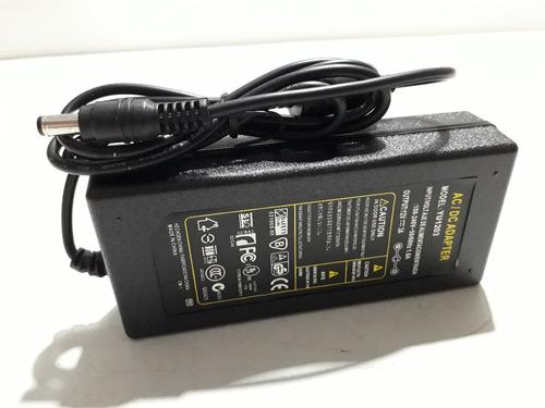 Adaptador Fonte Ac/dc Yu1203 100-240v 50/60hz 1.6a 12v 3a