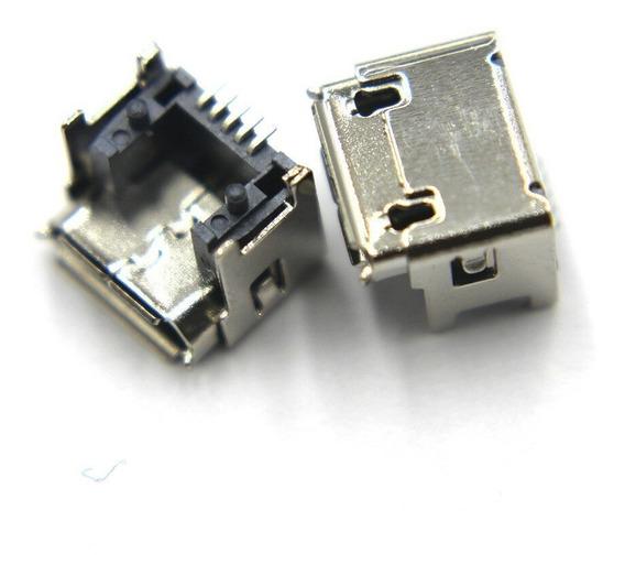 Conector De Carga Micro Usb Caixa Som Flip 3 Jbl Original