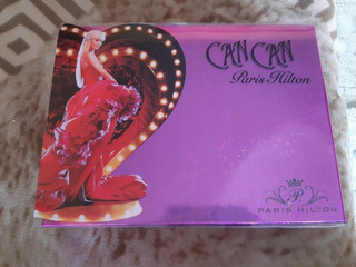 Set De Perfumes Can Can Paris Hilton