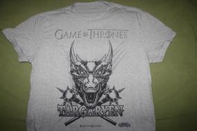Gusanobass Playera Rock Metal Series Game Of Thrones X L