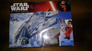 Nave Halcon Milenario Star Wars Hasbro Zona Retro Juguetería