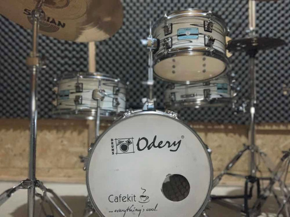 Bateria Odery Cafe Kit
