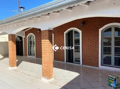 Imagem 1 de 10 de Casa Com 3 Dormitórios Para Alugar, 200 M² - Jardim Morada Do Sol - Indaiatuba/sp - Ca2738