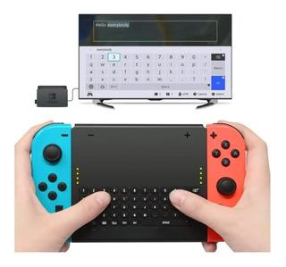 Nintendo Switch Accesorio Joy Con Teclado Inalámbrico