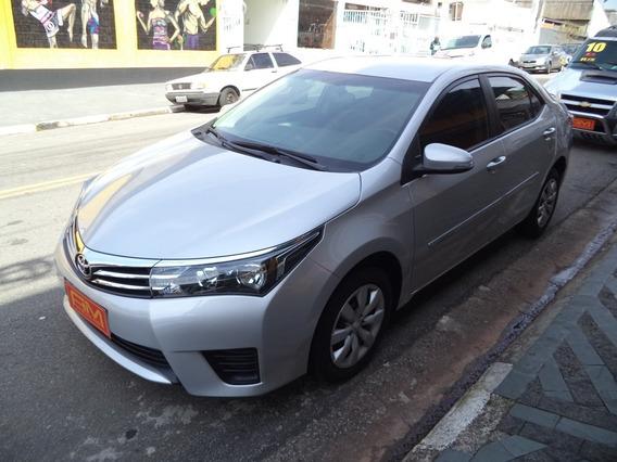 Toyota Corolla Gli 1.8 Flex Automático 2017