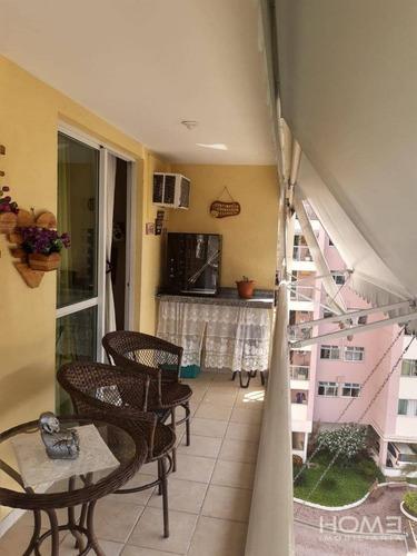 Imagem 1 de 23 de Apartamento À Venda, 71 M² Por R$ 350.000,00 - Pechincha - Rio De Janeiro/rj - Ap2278