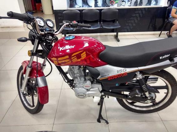 Keller Stratus 150cc - Mod 2018 Okm