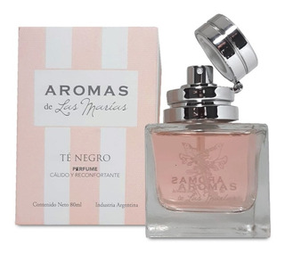 Perfume Aroma Té Negro