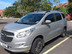 Chevrolet Spin Lt Com Gnv Documentado Conservado Usofamiliar