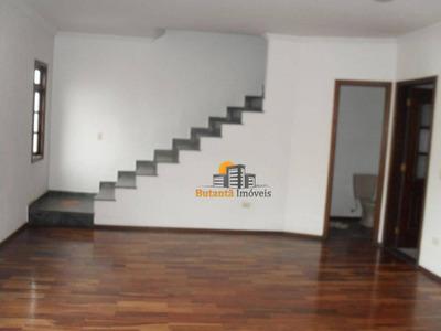 Sobrado Residencial Para Locação, Butantã, São Paulo - So2820. - So2820
