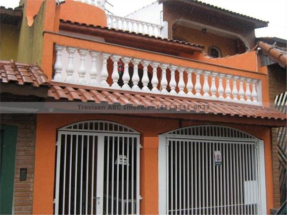 Sobrado Residencial À Venda, Jardim Palermo, São Bernardo Do Campo - So0055. - So0055