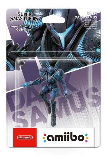 Amiibo Dark Samus - Super Smash Bros Ultimate