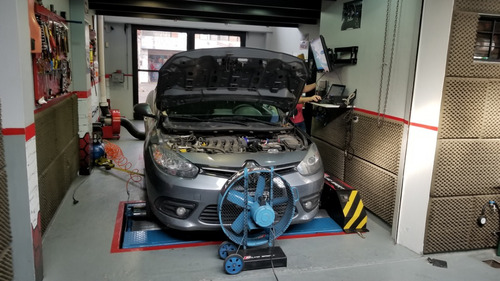 Chip Renault Fluence- Megane 2.0  +12 Hp Silvio Sport