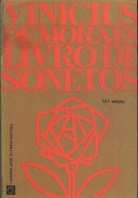 Livro De Sonetos Vinícius De Moraes