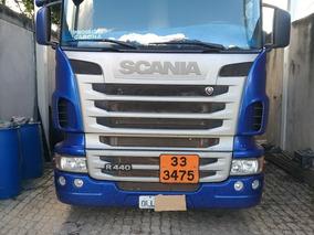 Scania R-440 6x4 Serie Especial 55 Anos