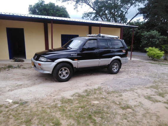 Ssangyong Musso 1997 Musso
