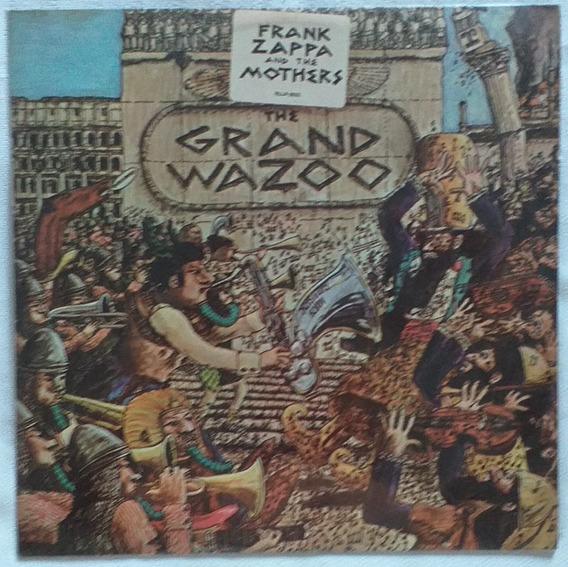 Lp Frank Zappa -the Grand Wazoo