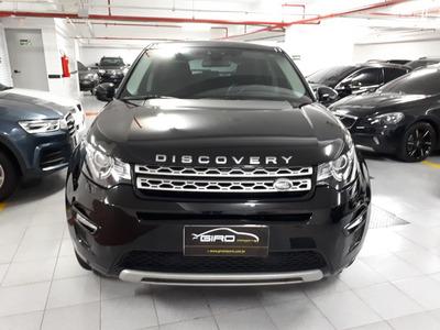 Discovery Sport 2016 Diesel Com Apenas 19000 Km Rodado