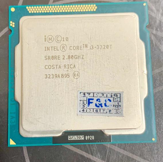 Processador I3 3220t 2.8ghtz 1155 Intel