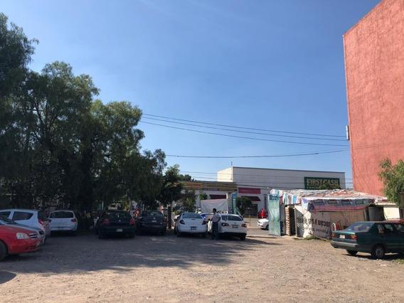 Terreno En Renta En Chimalhuacán