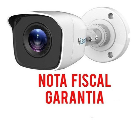 Camera Hilook Bullet 1mp 2.8mm Ir 20m Ip66 By Hikvision