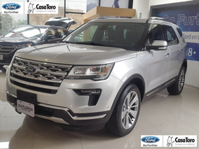 Ford Explorer Limited 2019 Av 68 Ac